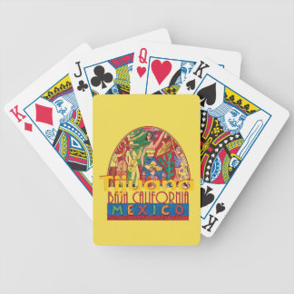 TIJUANA Mexique Jeux De Cartes