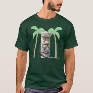 Tiki et paumes t-shirt