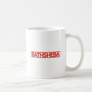 Timbre de Bathsheba Mug