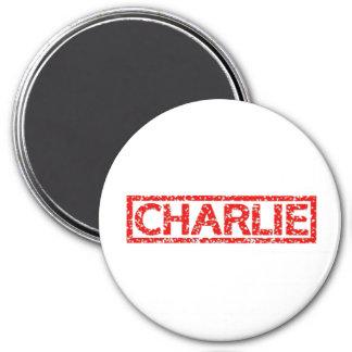 Timbre de Charlie Aimant