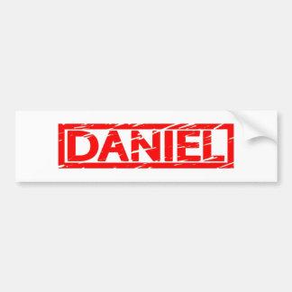 Timbre de Daniel Autocollant Pour Voiture