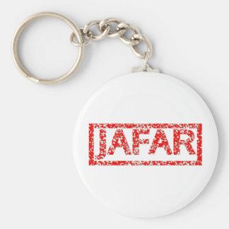 Timbre de Jafar Porte-clé Rond