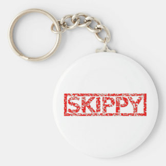 Timbre de Skippy Porte-clés