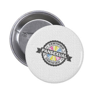 Timbre Pansexual certifié Pin's