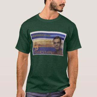 Timbre-poste de Turing T-shirt