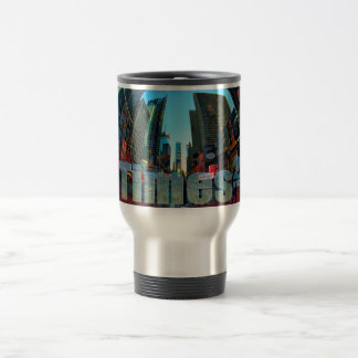 Times Square Broadway New York City, New York Mug De Voyage