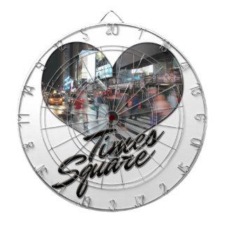 Times Square de souvenir d'horizon de NYC New York Jeu De Fléchettes