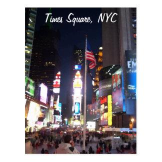 """Times Square, New York City, Etats-Unis"" Cartes Postales"