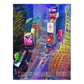Times Square, NYC Carte Postale