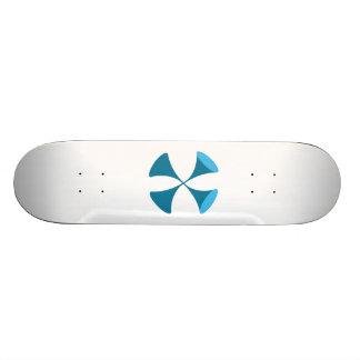 """Timothy Magellan planche à roulettes """"de logo d'IS Planches À Roulettes Customisées"""