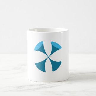 "Timothy Magellan tasse ""de logo d'ISC"""