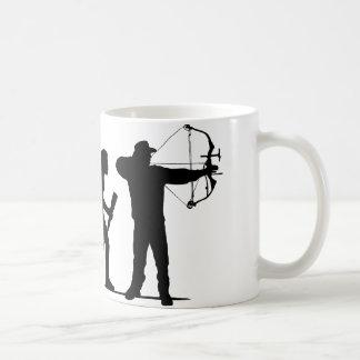 Tir à l'arc mug
