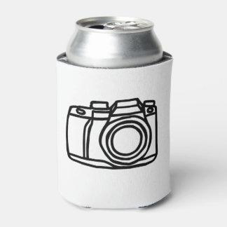 Tir d'appareil-photo rafraichisseur de cannettes
