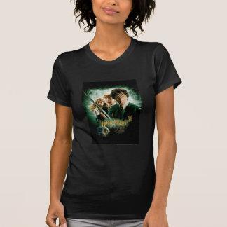 Tir de groupe de ratière de Harry Potter Ron T-shirt