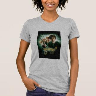 Tir de groupe de ratière de Harry Potter Ron T-shirts