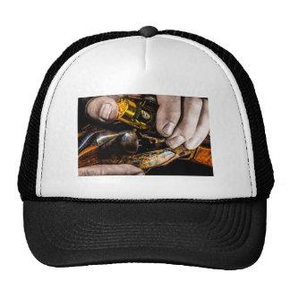 Tir de whiskey casquettes de camionneur