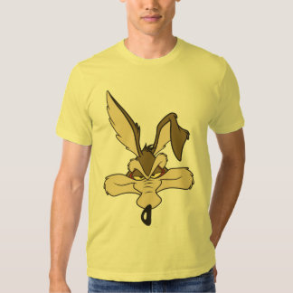 Tir principal d'E. Coyote Pleased de Wile T-shirts