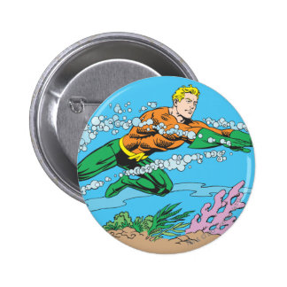 Tirets d'Aquaman par l'eau Pin's