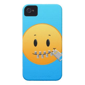 Tirette Emoji Coque iPhone 4