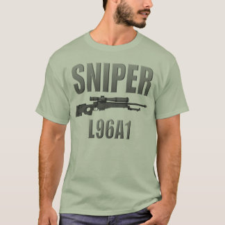 Tireur isolé L96A1 T-shirt