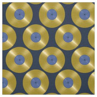 Tissu Album record d'or