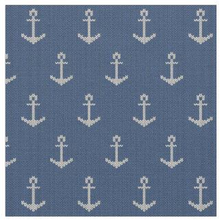Tissu Ancre flottante de Knit