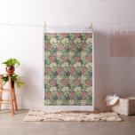 Tissu Art floral vintage de chrysanthème de William