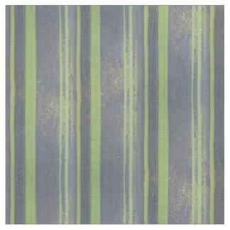 Tissu Bambou - rayures pourpres