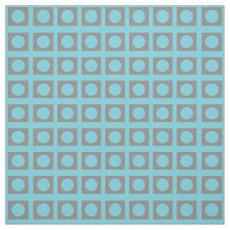 Tissu Carré turquoise 4Ritchie de cercle