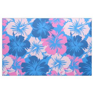 Tissu Copie florale hawaïenne de chemise de ketmie