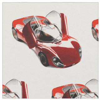 Tissu d'Alfa Romeo Tipo 33