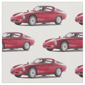 Tissu d'Alfa Romeo TZ2