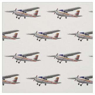 Tissu d'avion de Cessna 172
