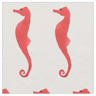 Tissu de cheval de la Mer Rouge