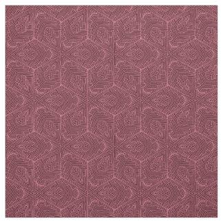 Tissu de coton de Bourgogne