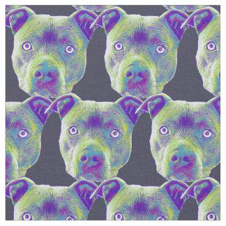 Tissu de coutume de chien de Pitbull