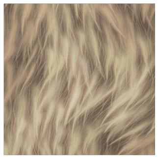 Tissu de coutume d'options d'image de la fourrure