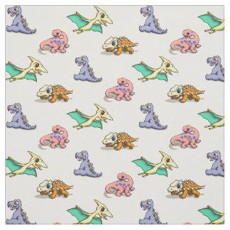 Tissu de dinosaure de bébé