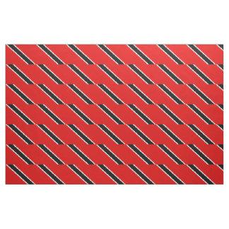 Tissu de drapeau du Trinidad