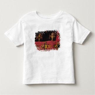 Tissu de laine t-shirt pour les tous petits