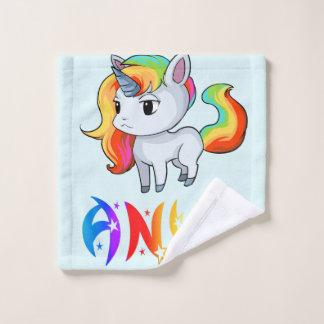 Tissu de lavage de licorne d'Anya