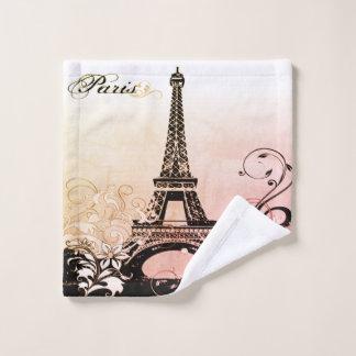 Tissu de lavage de Paris de Tour Eiffel