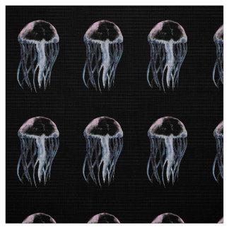 Tissu de méduses