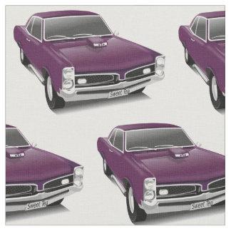 Tissu de Pontiac GTO