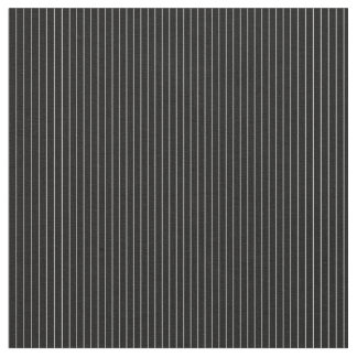 Tissu de rayures, 01 Noir-Blancs