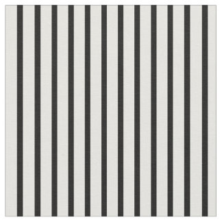 Tissu de rayures, 05 Noir-Blancs