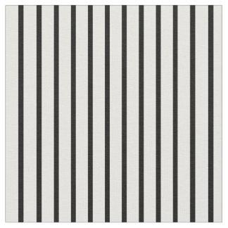 Tissu de rayures, 08 Noir-Blancs