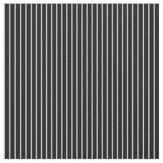 Tissu de rayures, 18 Noir-Blancs
