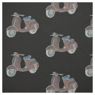 Tissu de scooter