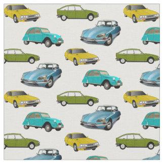 Tissu de voitures de Citroen